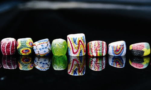 手織琉璃珠DIY