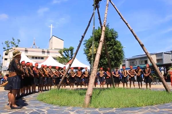 排灣族豐年祭